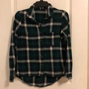 Charlotte Russe flannel✨